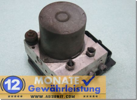 Bloc ABS hydraulique calculateur 4541FV Citroen C4