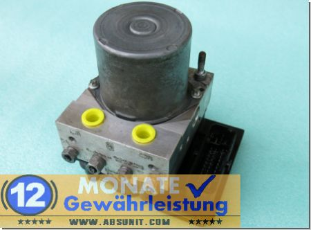 ABS Block 0-265-235-235 Bosch 0265950635 96-632-413-80 Citroen C4