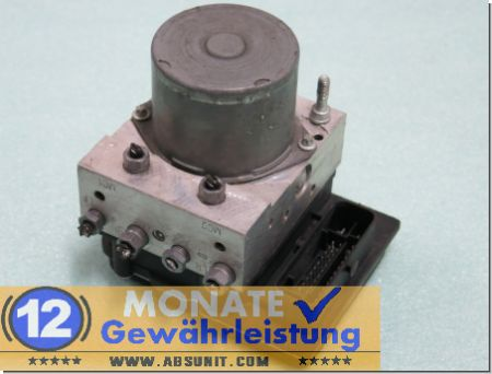 Bloc ABS hydraulique calculateur 71747822 Fiat 500