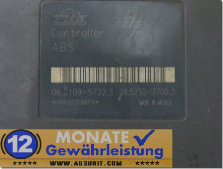 ABS Pump 47660-MD00A 06210215214 Ate 06.2109-5722.3 Cabstar Maxity