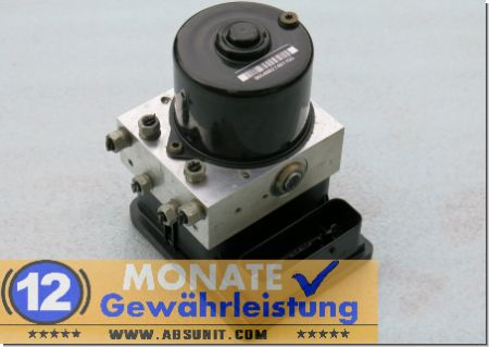 ABS Unit 13-157-578 HB 10020601284 Ate 10096005183 Astra-H Zafira-B