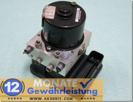 ABS Block 3M51-2C405-HA 10020601724 Ate 10.0960-0115.3 Ford Focus C-Max