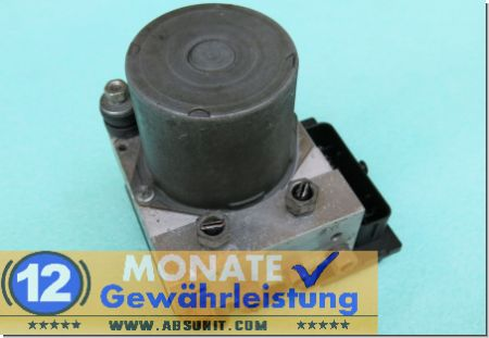 Bloc ABS hydraulique calculateur 4541HE Peugeot 407