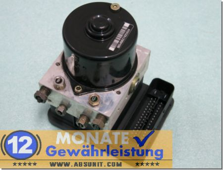 Bloc ABS hydraulique calculateur 454192 454297 Citroen C5
