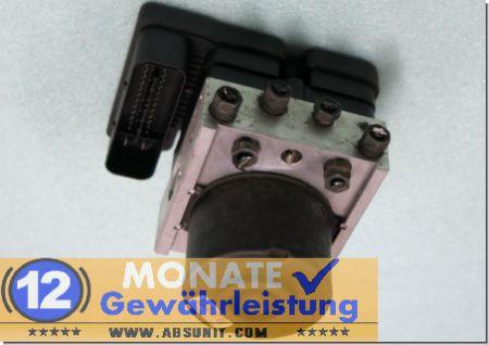 Abs Pump Module 4541rw 00004542z0 Peugeot 206