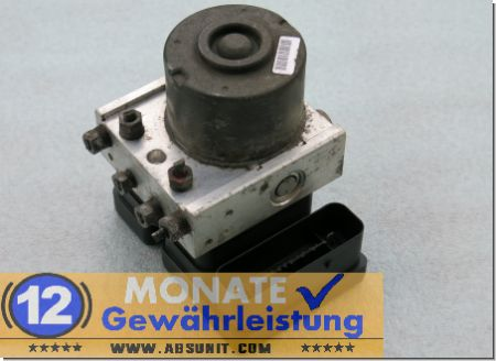 Bloc ABS calculateur 9214379 GM 4706690 Opel Agila Vauxhall