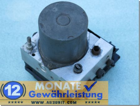 Bloc ABS calculateur GM 93192759 5530166 Opel Meriva Tigra Vauxhall