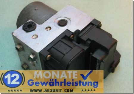 Bloc ABS hydraulique calculateur 7701050132 Renault Clio Thalia