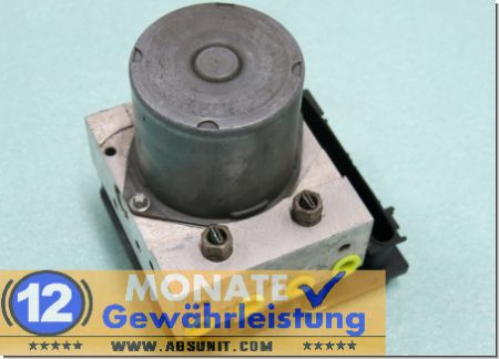 ABS Hydraulikblock 7701063868 Renault Scenic II Grand