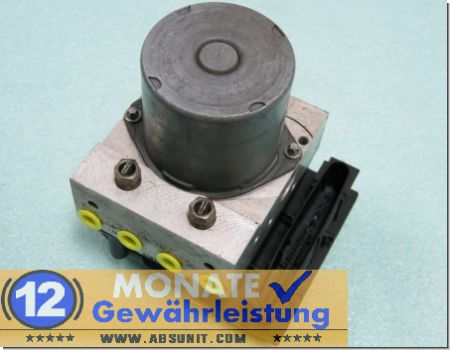 ABS Block 8200-551-154 0265234470 Bosch 0-265-950-454 Renault Grand Scenic