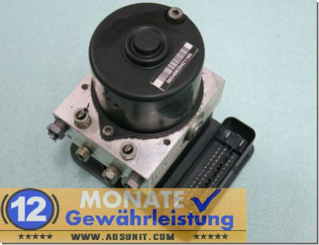 Centralita ABS 8M51-2C405-AA 10020603224 Ate 10096001273-K Ford Focus C-Max
