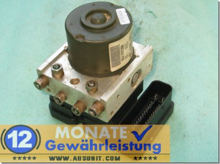 ABS Block 9641965380 10.0207-0001.4 Ate 10.0970-1106.3 Citroen C3