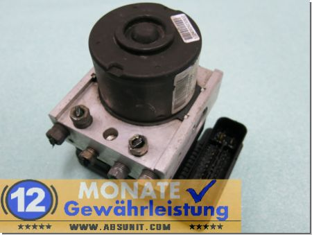 ABS Pump 9653524680 10020700374 Ate 10.0970-1119.3 Citroen C3