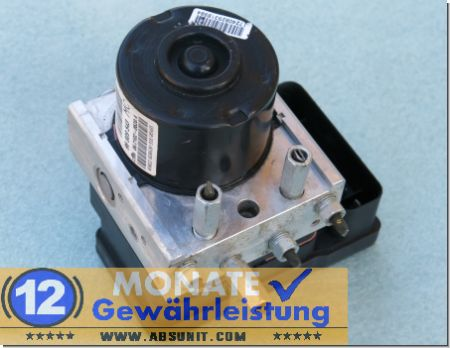 Modulo ABS 96-809-543 MC 06210206204 Ate 06210950673 Chevrolet Aveo
