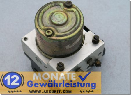 ABS Hydraulic Unit CBY0437AZ Mazda Premacy