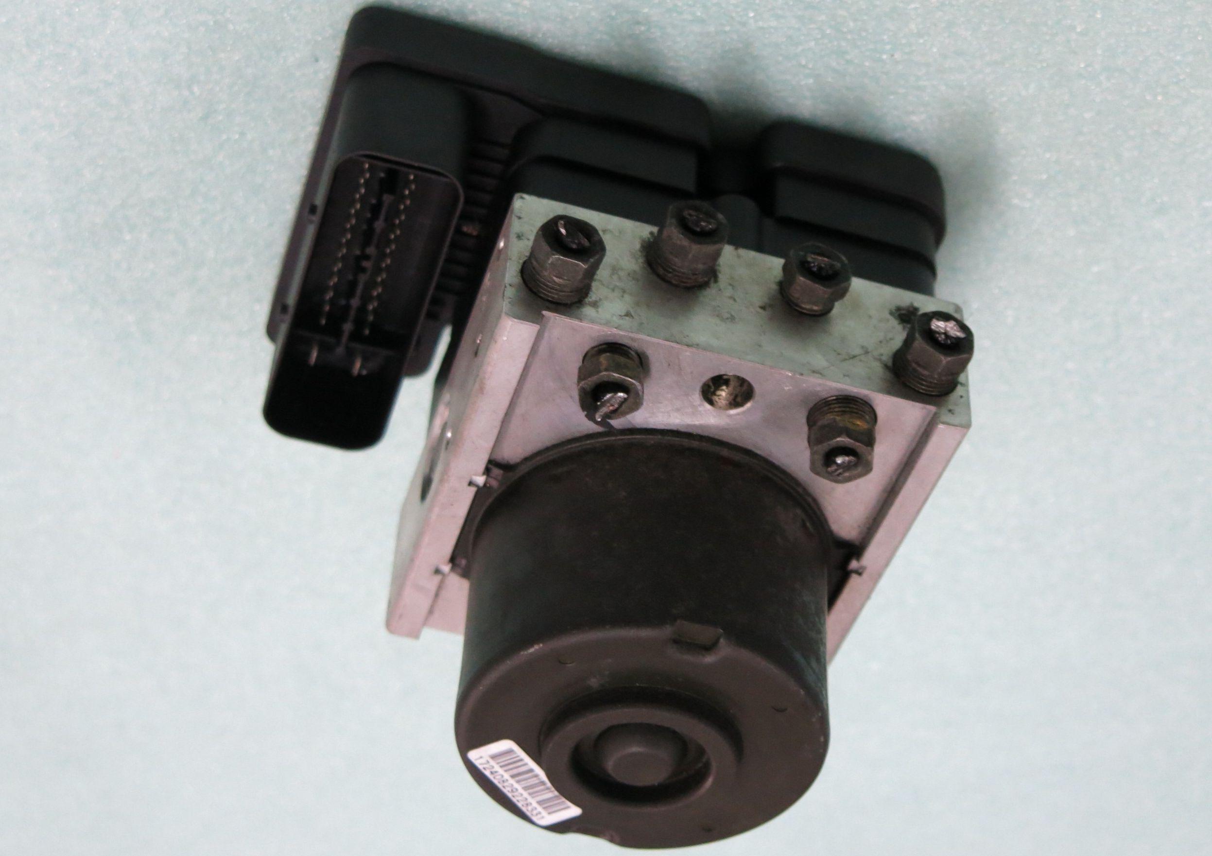 Abs Steuerger 228 T Block 4541rw 4542z0 Peugeot 206