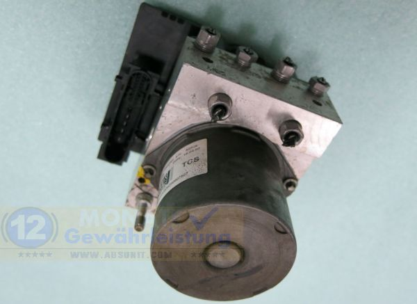 Bloc ABS hydraulique calculateur 4541K2 Citroen Jumper Peugeot Boxer