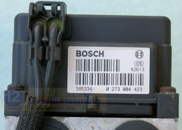 ABS Unit 46786432 0265216708 Bosch 0-273-004-423 Ducato Jumper Boxer
