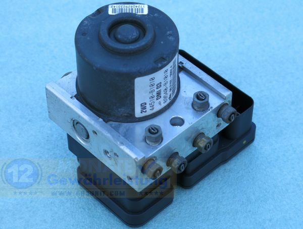ABS Unit 44510-B1010 89540B1010 06.2102-0062.4 06210903383 Sirion Justy Passo