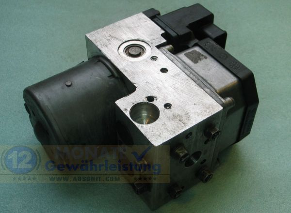 Bloc ABS hydraulique calculateur 9198883 5530110 Opel Omega