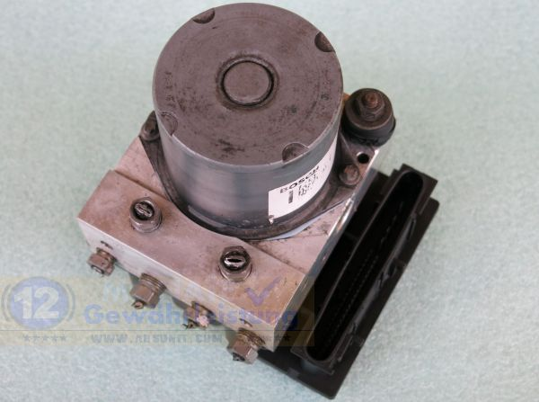 Bloc ABS calculateur 71719585 Bosch 0265234021 Fiat Stilo
