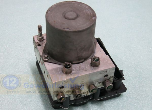 ABS Hydraulic Unit 7701054590 Renault Modus