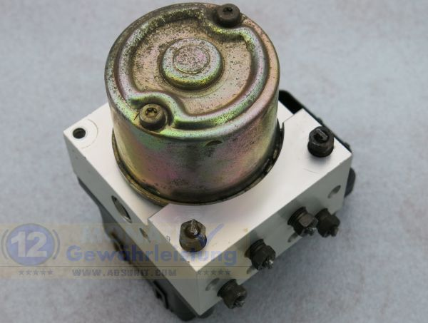 ABS Hydraulic Unit CBY1437AZ Mazda Premacy